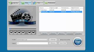 Let's have a look at DVDVideoMedia Free HD Video Converter