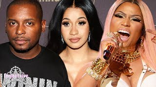 Nicki Minaj exposes DJ Self after he compares her to Cardi B | Mariah Lynn responds