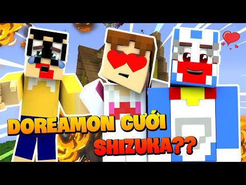 Xxx Mp4 NOBITA ĐÃ BỊ SHIZUKA PHẢN BỘI I Minecraft Nobita Phá Hoại 3gp Sex