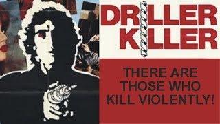 The Driller Killer (1979) horror