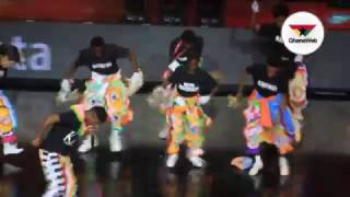 Kofi Kinaata's performance at 2017 VGMA
