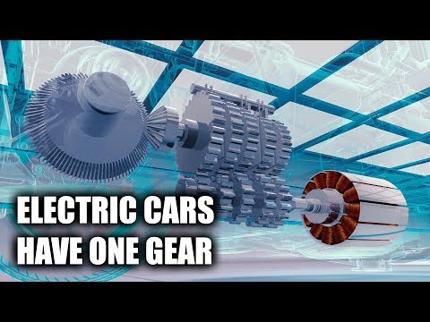 Why Do Electric Cars Only Have 1 Gear?