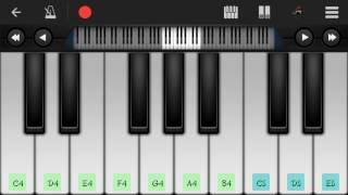 Meghomilon By Tanjib -Perfect Piano Tutorial