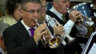 Spring Song: Mark Wilkinson and the Horwich RMI Band - October 2016