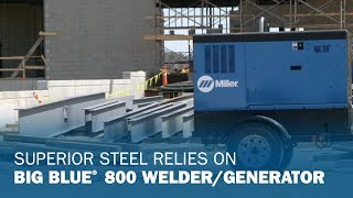 Contractor Maximizes Investment, Increases Productivity with Big Blue 800 Duo Pro