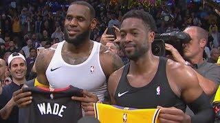 Lakers Win LeBron