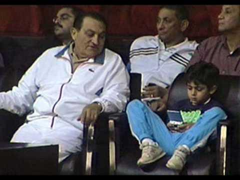 ملخص وفاه حفيد الرئيس مبارك