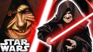 Palpatine's NEW Force Power Revealed! (CANON) - Star Wars Explained
