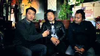 Exclusive interview with Mr Jeewan Gurung and Mr Bishnu Gurung  (THE EDGE BAND)