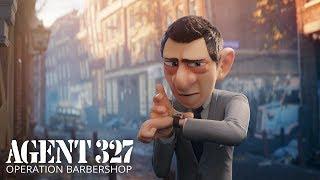 [Agent 327: Operation Barbershop] - 3D Animation Teaser Trailer