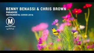 Benny Benassi & Chris Brown - Paradise ( Instrumental )
