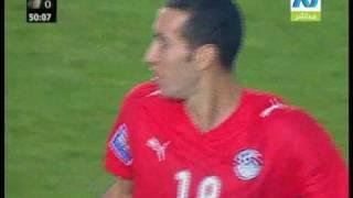 أهداف مباراة مصر والجزائر 2-0 14.11.2009