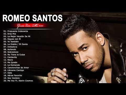 Romeo Santos Greatest Hits Full Album Romeo Santos Best Songs