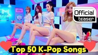 Top 50 K-Pop Songs for May 2015 (Week 3)