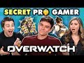 Professional Overwatch Player DESTROYS Gamers (React)