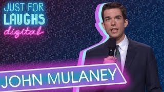 John Mulaney - Back To The Future Doesn