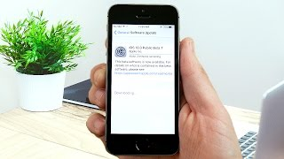 iPhone 5S iOS 10.3 Beta 7 Review