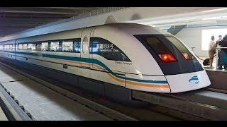 وثائقي هياكل عملاقة  قطارات المستقبل