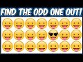 Download Video Download Find The Odd Emoji Out | Spot The Difference Emoji | Emoji Puzzle Quiz | Find the difference 3GP MP4 FLV