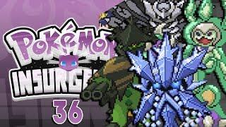 Pokemon Insurgence Part 36 ELITE 4! Pokemon Fan Game Gameplay Walkthrough