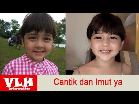 Cantik dan Imutnya Ciara Brosnan Pemeran Lolly/Anaknya Murti di Sinetron Bintang Di Hatiku