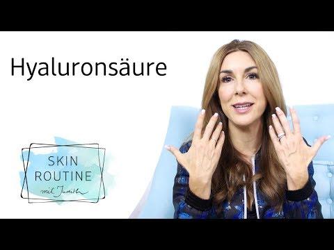 Hyaluronsäure Was ist das und wofür brauche ich es Skin Routine mit Judith Williams