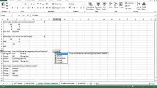 IGCSE ICT Excel functions cheatsheet