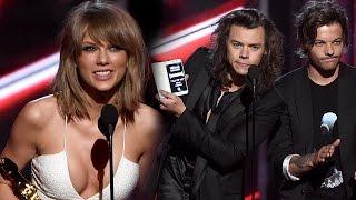 2015 Billboard Music Awards Winners Recap: Taylor Swift, One Direction, Iggy Azalea