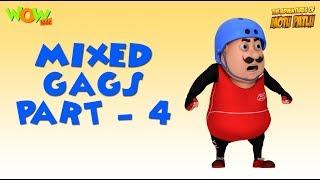 Motu Patlu Mixed Compilation Part #4- 30 Minutes of Fun! As seen on Nickelodeon
