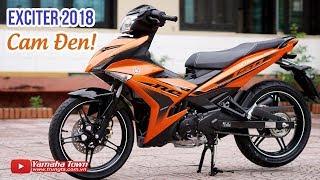 Yamaha Exciter 150 RC Cam Đen ▶ Đánh giá Cơn lốc màu Da Cam, đẹp từng centimet!