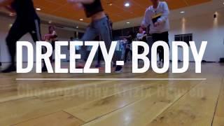 Dreezy - Body  | INPULSE Lyon  L.a Style class by  Krizix Nguyen