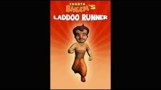 Chhota Bheem's Laddoo Runner Game