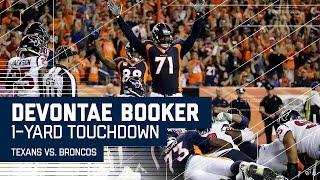 Broncos Defense Sets Up Sanders' Catch & Booker's TD! | Texans vs. Broncos | NFL