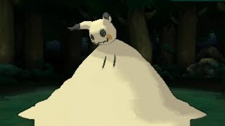 Mimikyu's Exclusive Z-Move Unveiled in Pokémon Ultra Sun and Pokémon Ultra Moon!