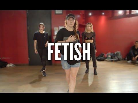 SELENA GOMEZ - Fetish ft. Gucci Mane | Kyle Hanagami Choreography