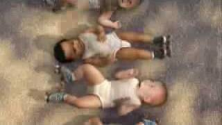 Roller Babies (Evian Commercial )