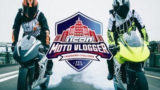 ICON's Moto Vlogger Takedown Challenge