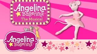 Angelina Ballerina - Angelina Ballerina The Musical LIVE