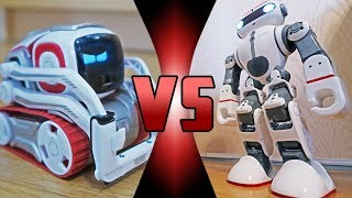 ROBOT DEATH BATTLE! - Cozmo VS Dobi (ROBOT DEATH BATTLE!)