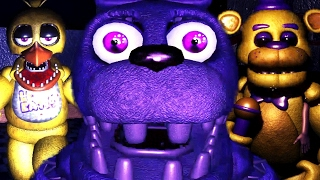 CHILD EATING ANIMATRONIC IS ACTIVE || FNAF Final Hours (FREE ROAM Five Nights at Freddys)