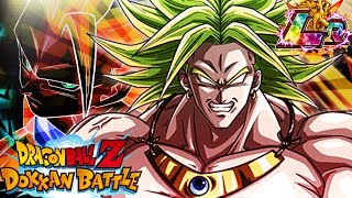 SSJ3 GOKU BREAKS ME! LR BROLY SUMMONS! BLESS ME NOW!! | Dragon Ball Z Dokkan Battle w/ ShadyPenguinn