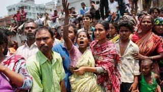 Bangladesh Unionists Brave Torture, Murder