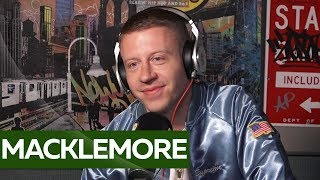 Macklemore on Kneeling For Kaepernick, Telling Fans To 'Get The F Out' & White Supremacy