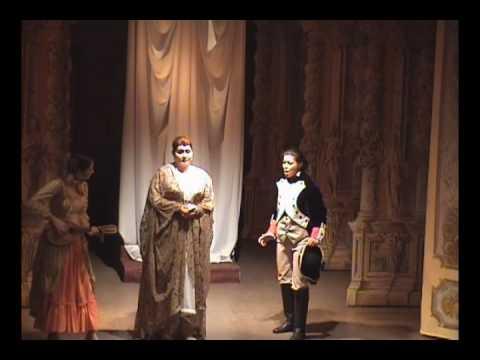 Mozart - Le nozze di Figaro - Cherubino / Voi che sapete