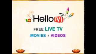 HelloTV - FREE Live TV | Videos | Movies