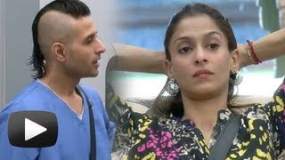 Shilpa Agnihotri Gets Angry In Bigg Boss Season 7 - Must Watch Video