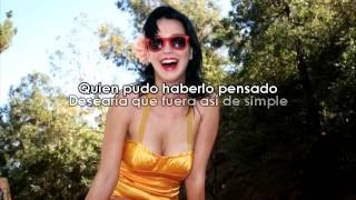 Katy Perry - Simple (Subtitulada)