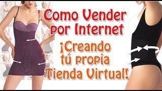 Como vender por internet - Montar una Tienda Online