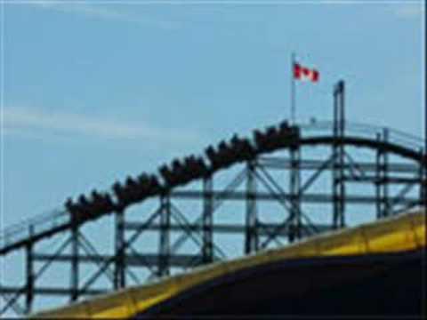Top Ten Rides At Canada s Wonderland