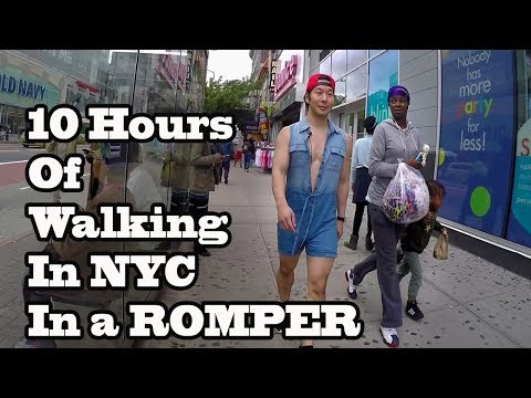 Download Lagu 10 Hours of Walking in NYC wearing a Romper MP3